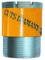 Diamond drill bit St Davids manufacturer Diamond core bits